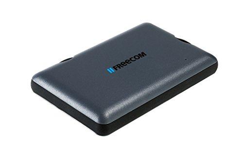 Freecom Tablet Mini SSD 128 GB Antracite, Nero