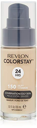 Revlon ColorStay Base de Maquillaje para Piel Mixta/Grasa, Beige - 30 ml