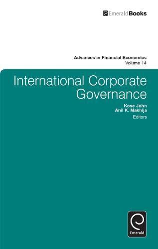 International Corporate Governance: 14