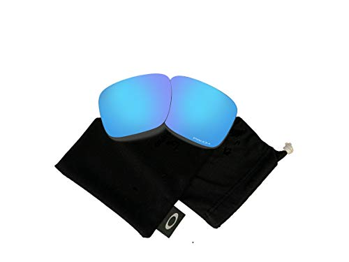 Original Holston OO9334 PRIZM Jade Iridium Replacement Lenses For Men For Women + BUNDLE with Oakley Microfiber Cloth Bag