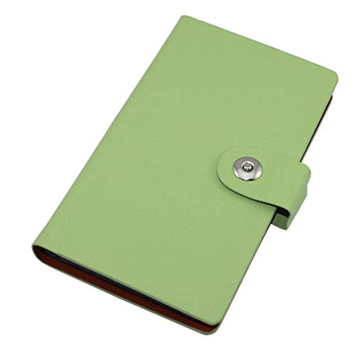 『YANHUA Business Card Books Business Card Holders with Magnetic Closure for Organizing Cards Journal Business Card Organizer Name Card』の3枚目の画像
