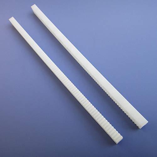 K-Fang-cl, 10 stücke Kunststoff zahnstange ritzel zahnstangenantrieb zahnrad kettenrad synchron verarbeitung Nylon Getriebe