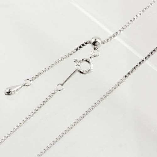 (3個まとめ売り) Pure ステンレス ベネチアン チェーン ネックレス ペンダント 60cm 1.0mm PNC-214