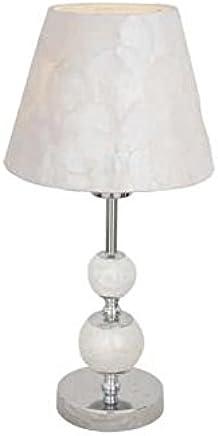 Amazon.es: lamparas nacar mesilla - Lámparas de mesa y mesilla de ...