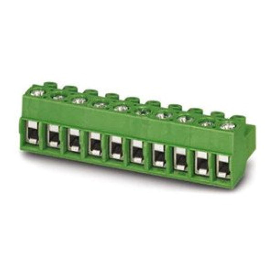 素敵な助けてテレビを見るPhoenix Contact 基板用端子台 5mmピッチ 6極 緑 1935051