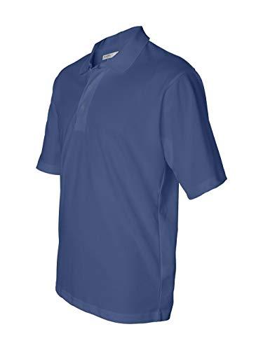 Augusta Sportswear Herren Wicking Royal, leitet Feuchtigkeit ab, Mesh, Polo, Größe S (US), königsblau, Klein