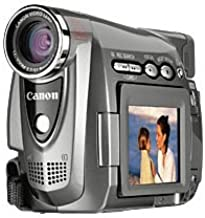 Canon ZR400 MiniDV Camcorder w/14x Optical Zoom (Dark Metal) (Discontinued by Manufacturer)