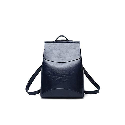 Ys-s Shop customization Bags women's shoulder bags women's soft leather Korean version of the simple college style school bag multifunctional casual women's backpack,sports trends,sports outdoor bags