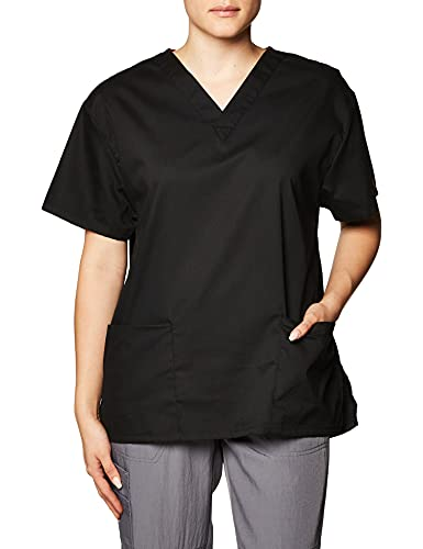 Dickies Women's EDS Signature Scrubs 86706 Missy Fit V-Neck Top,...