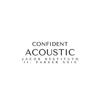 Confident - Acoustic