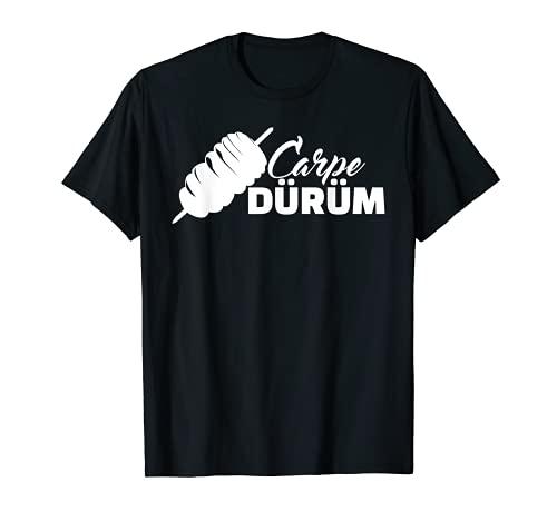 Carpe Dner Kebab Dnermann Disfraz de Dnermann Camiseta