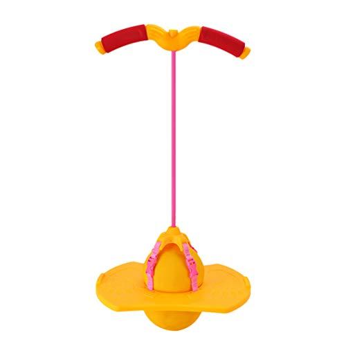 NUOBESTY Pogo Stick Jump Stick Kinder Pogostick Hüpfstab für Mädchen Jungen Geburtstag Party Gastgeschenk Outdoor Sport Gymnastik Spielzeug