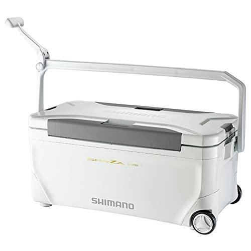 シマノ スぺ―ザLTD350キャスターピュアホワイト