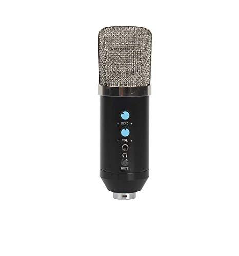GAOHAILONG Mikrofon Kits Hi-Fi USB-Mikrofone Mit Stilvollen Groß Diaphragmen Professionelle Kondensatormikrofone Mit Ständer Für Streaming Media Spiel Podcast Vocal Recording