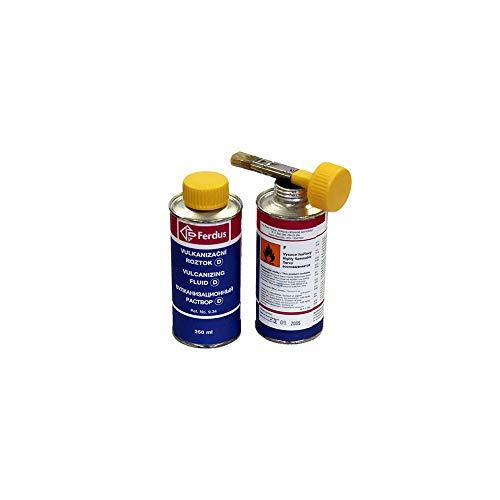 VELOX Dissolution/Colle/Liquide vulcanisant 250ml (Pot)