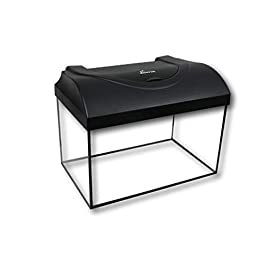 Diversa Aquarium with LED Lid – Professional Fish Tank – Real Original Guardian Glass, Standard & Bow Front AQUARIUM WITH LED LID