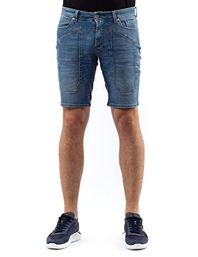 JECKERSON BERBUDA in Jeans con Toppe in Tinta (34)