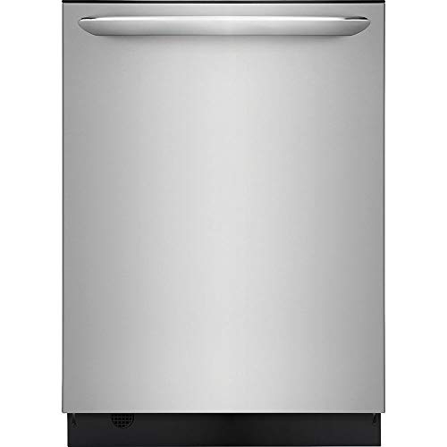 """Frigidaire FGID2479SF 24"""" Built In Fully Integrated Dishwasher with 8 Wash Cycles, Quick Wash, in Stainless Steel"""