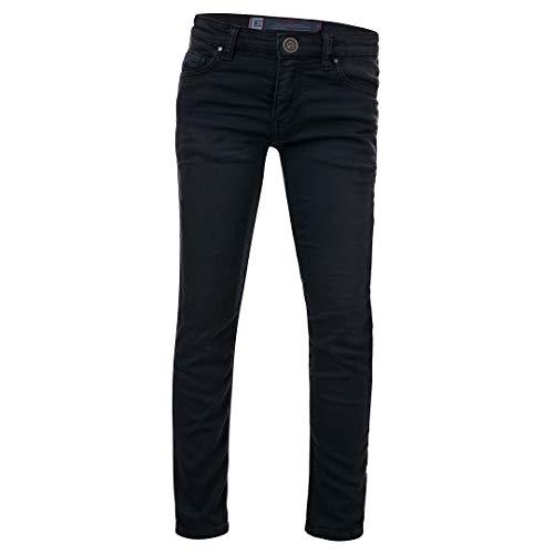 Blue Rebel Groove jongens jeans Comfy Skinny Black 8232012
