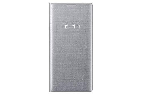 Samsung LED View Cover (EF-NN975) für Galaxy Note10+ | Note10+ 5g, Silber