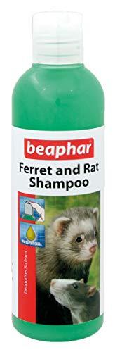 Beaphar BEA15366 Shampooing pour fours et rongeurs 250 ml