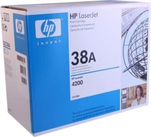 HP Q1338Ag Government Laserjet 4200 Series - Cartucho de impresora inteligente (rendimiento de 12000) - (tóner original original original)