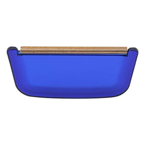 ZXDDD Hair Ball Trimmer Flusenentferner Manuelle Pelletschneidemaschine für Kaschmirpullover Strickpullover für den Haushalt,Blau
