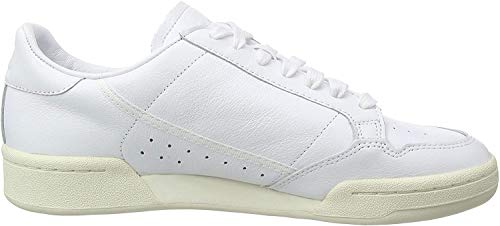 adidas Continental, Zapatillas para Hombre, Multicolor (Cloud White/Off White Ee6329), 39 1/3 EU