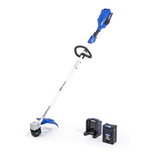 Check Out This Kobalt 80-Volt Max 16-in Straight Cordless String Trimmer (Battery Included)
