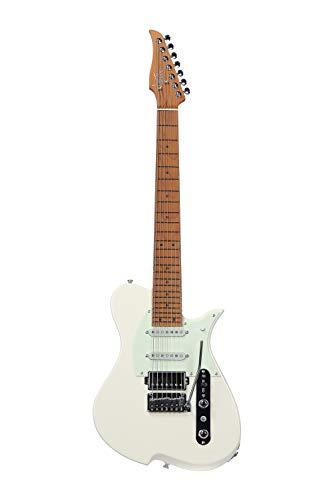 Guitarras eléctricas Vola MIJ (modelo de firma Pierre danel-kadinja) Mástil de arce tostado Vasti 7 PDM J1 OGD Hecho en Japón