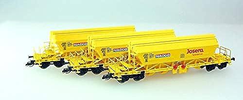 Kuehn 51456 Kaliwagen Set Taoos 9331  Nacco+Josera