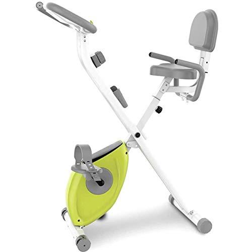 Opvouwbare Hometrainer Indoor Cycling Stationaire Fiets Met Magnetische Weerstand En LCD-monitor Cardio Fit-serie Hometrainer Voor Thuis
