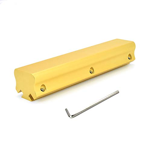"""EMILYPRO Jointer/Planer Blade Sharpener 6"""" Woodworking Knife Sharpening Jig - 1pack"""