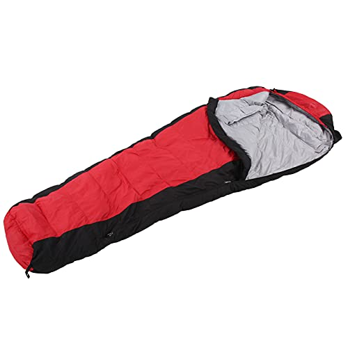 JYLSYMJa Saco de Dormir Sacos de Dormir para Acampar Accesorios para Exteriores con Aislamiento Compacto con Bolsa de Almacenamiento Equipo Ligero para Acampar