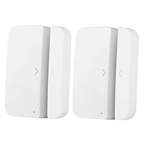 ACAMPTAR Tuya Smart WiFi TüR Fenstersensor Magnetischer Detektor TüR Offen Geschlossene Detektoren APP-Steuerung...