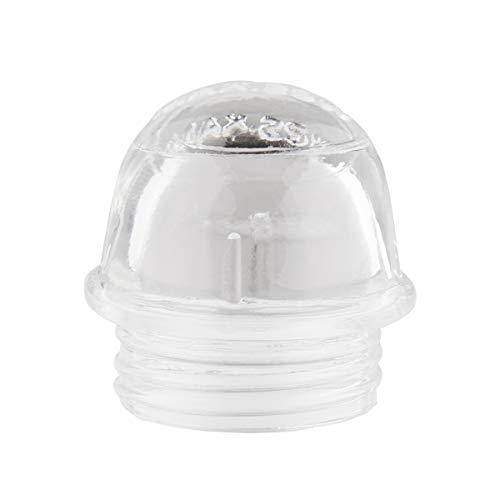 B4U Lampenabdeckung Glas für Ofenbirnen, Passend für ofen wie Bosch, Baumatic, Smeg, Belling, Kanone, Caple, Cuisina, Creda, Homark, Hotpoint, Indesit, Siemens und mehr