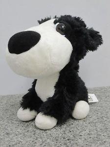 knuffeltjes - Pluche Boerderijdieren - Hond, 11cm (1 TOYS)