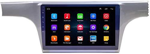 AEBDF Navegación GPS de Android para Volkswagen Lavida 2015-2016.9.0 Pulgadas Coche Estéreo Radio Media Player Sat Nav Bluetooth Volante Control,4Core WiFi 2+32G