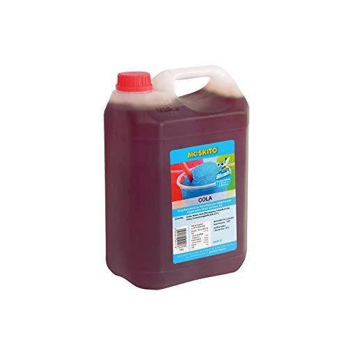 Sirup Slush Konzentrat Slush Ice / Slush AZO FREI Eis Cola 5 Liter Ergibt 30 Liter Slush