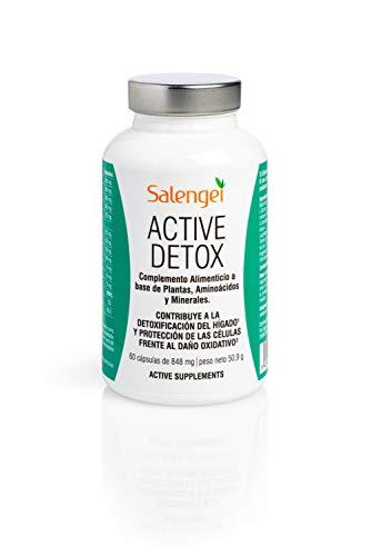 Active Detox - 60 Cápsulas (Active Supplements)