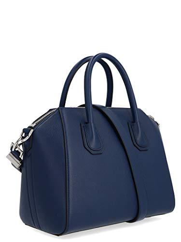 Luxury Fashion | Givenchy Womens BB05117012433 Blue Handbag | Season Permanent