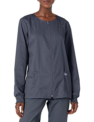 Cherokee Women's Workwear Core Stretch Scrub Jacket