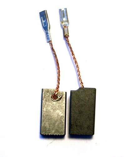Elektrotechnik-Gomes - Cepillos de carbón para Bosch GWS 14-125 CI y GWS 15-125 CIEH