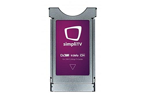 simpliTV CI+ CAM Modul zur Entschlüsselung des österreichischen DVB-T2 (ohne Bindung, ohne Abo, ohne versteckte Zusatzkosten)