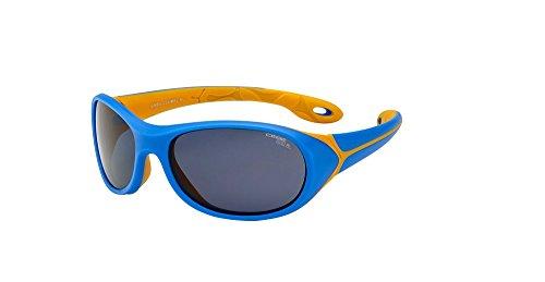 Cébé Kinder Simba Sonnenbrille, Blue Orange, Small