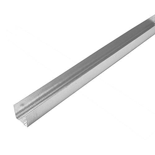 40 Stäbe UD 28 Randprofil 28x27mm je 3,0m (insgesamt 120 lfm)