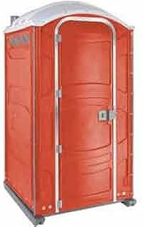 PolyJohn PJN3-1013, PJN3 Portable Restroom, Red
