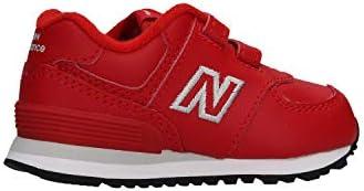 New Balance IV 574 ERD Baby Scarpe Sneakers Rosse da ...