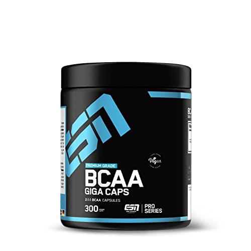 ESN -   BCAA Giga Caps  300