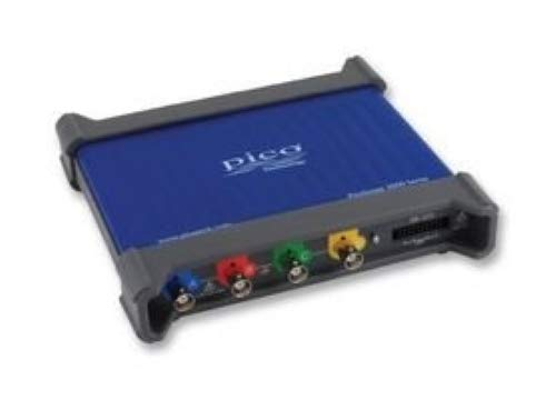 Pico Technology PicoScope 3404D - Osciloscopio para PC (+4 canales con FG/AWG,...